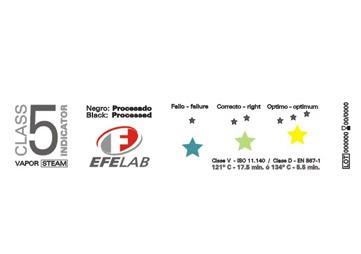 Chemgrator Steam Sterilization Emulator class 6 (IV06) – Efelab